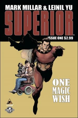 Superior # 1 Issues (2010 - 2011)