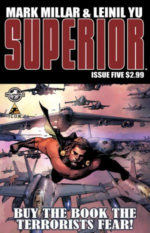 Superior # 5 Issues (2010 - 2011)