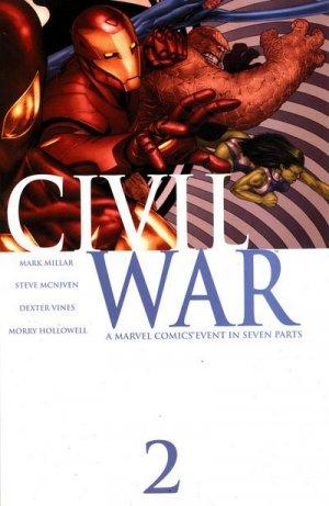 Civil War # 2 Issues V1 (2006)