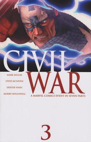 Civil War # 3 Issues V1 (2006)