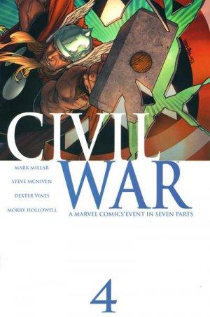 Civil War # 4 Issues V1 (2006)