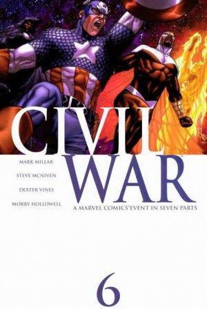 Civil War # 6 Issues V1 (2006)