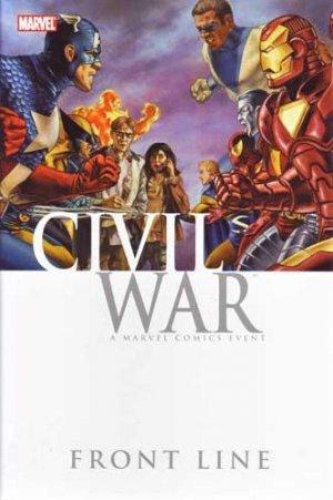 Civil War - Front Line édition TPB Softcover (souple)