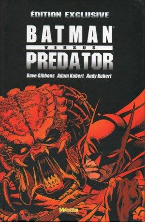 Batman / Predator édition TPB hardcover (cartonnée) - Limité (2008)