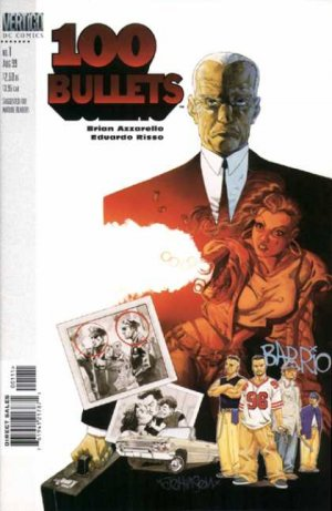 100 Bullets édition Issues (1999 - 2009)