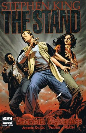The stand - American Nightmares édition Issues