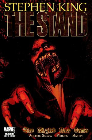 The stand - The night has come édition Issues