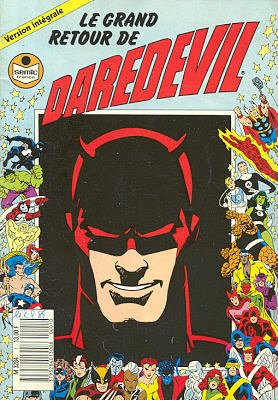 Daredevil édition Kiosque V1 (1989 - 1992)