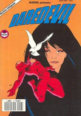 Daredevil # 6 Kiosque V1 (1989 - 1992)