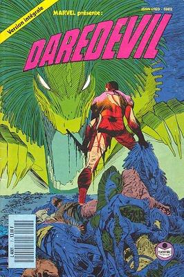 Daredevil # 7 Kiosque V1 (1989 - 1992)