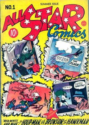 All-Star Comics 1