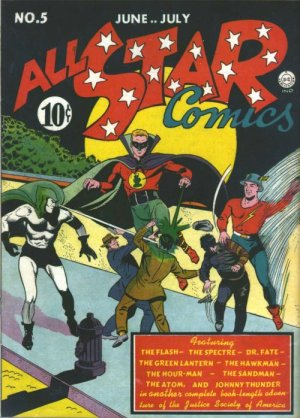 All-Star Comics 5