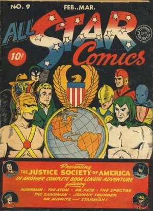All-Star Comics 9