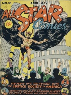 All-Star Comics 10