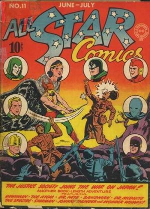 All-Star Comics 11