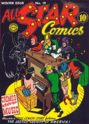 All-Star Comics 19