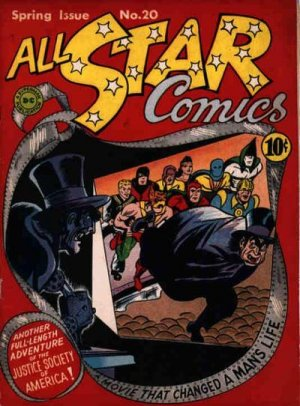 All-Star Comics 20