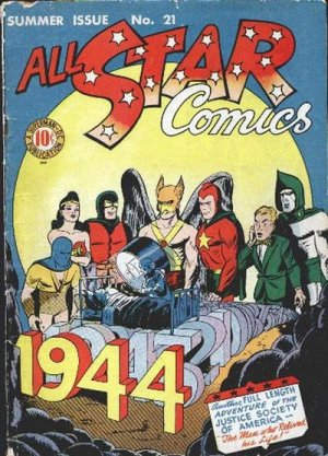 All-Star Comics 21