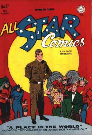 All-Star Comics 27