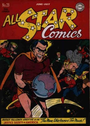 All-Star Comics 29