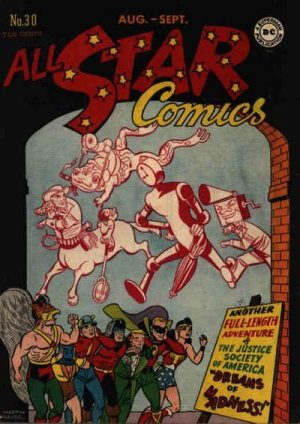 All-Star Comics 30