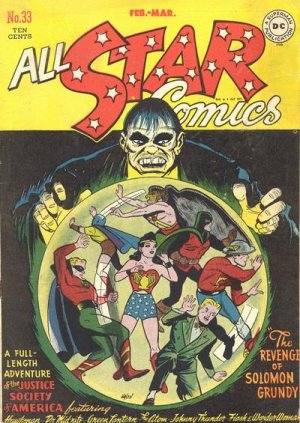 All-Star Comics 33