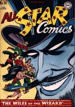 All-Star Comics 34