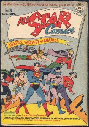 All-Star Comics 36
