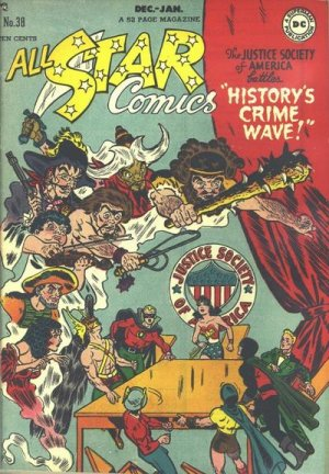 All-Star Comics 38