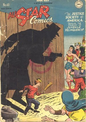 All-Star Comics 40
