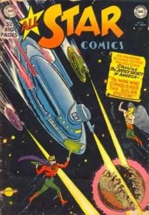 All-Star Comics 55