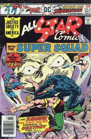All-Star Comics 62