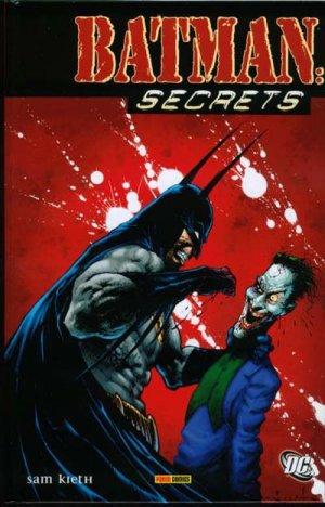 Batman - Secrets édition TPB hardcover (cartonnée)