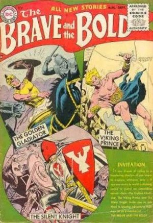 The Brave and The Bold # 1