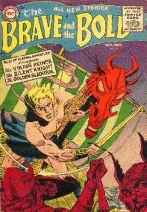 The Brave and The Bold # 2