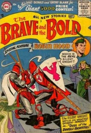 The Brave and The Bold # 7