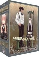 Speed Grapher édition COLLECTOR  -  VO/VF