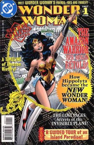 Wonder Woman - Secret files and origins édition Issues