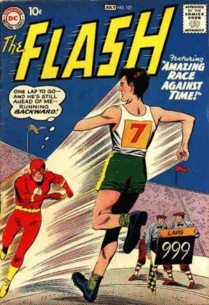 Flash # 107 Issues V1 (1959 - 1985)