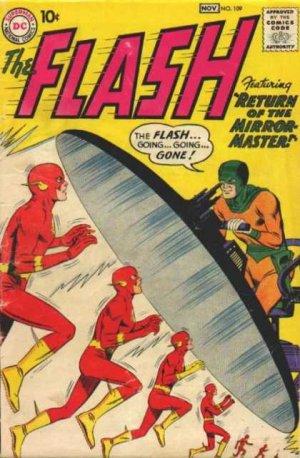Flash 109 - Return of the Mirror-Master!