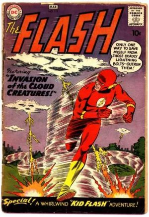 Flash # 111 Issues V1 (1959 - 1985)