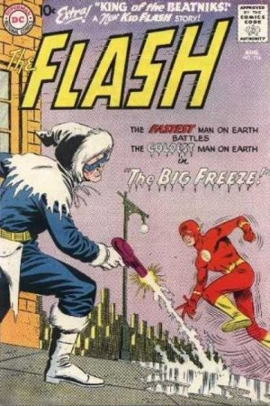 Flash 114 - The Big Freeze!