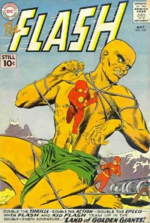 Flash # 120 Issues V1 (1959 - 1985)