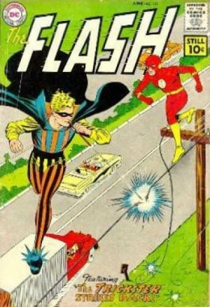 Flash # 121 Issues V1 (1959 - 1985)