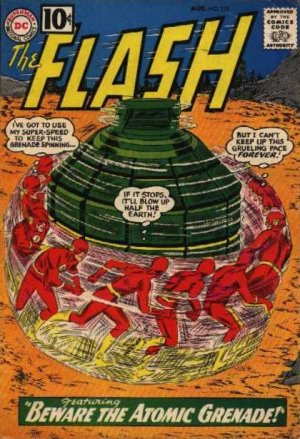 Flash # 122 Issues V1 (1959 - 1985)