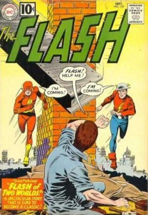 Flash # 123 Issues V1 (1959 - 1985)