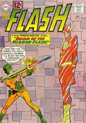 Flash # 126 Issues V1 (1959 - 1985)