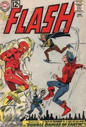 Flash # 129 Issues V1 (1959 - 1985)
