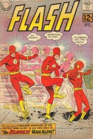 Flash # 132 Issues V1 (1959 - 1985)