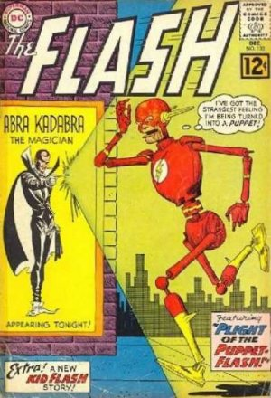 Flash # 133 Issues V1 (1959 - 1985)